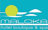 Logo Maloka Hotel Boutique & Spa - Margarita