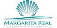 Logo Margarita Real Hotel Boutique - Margarita